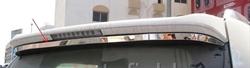 Накладка на нижнюю кромку спойлера LC150 из нержавеющей стали
