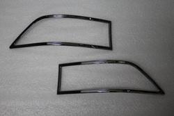 Накладки на задние туманки GX460