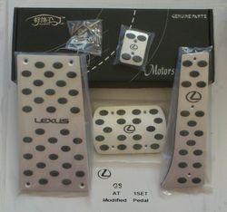 Накладки на педали gs/lx570 2012+