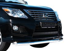 Защита переднего бампера LX570 Sport D76