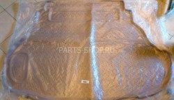Коврик багажного отделения Camry 2011 V3.5 (черн, сер, беж.)