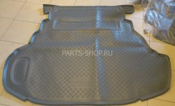 Коврик багажного отделений Camry 2011 V2.5 (черн, сер, беж.)