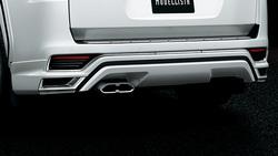 Губа задняя Modellista для LC300