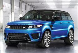Обвес SVR для Range Rover Sport 2013-2018