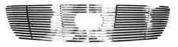 Накладка из стали на решетка радиатора rx300/harrier 98-03