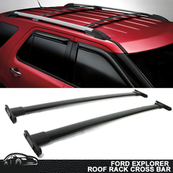 Поперечины для рейлингов ford explorer, дизайн оригинал