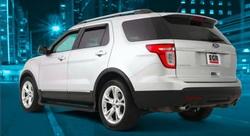 Пороги Ford Explorer 2011-