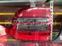 Светодиодные фонари Porsche Cayenne