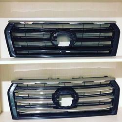 Решетка стиль Elford Prado 150 черная и серая