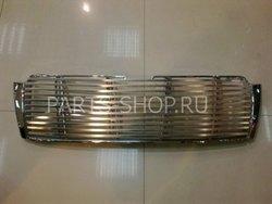 Решетка радиатора Prado 150 нержавейка