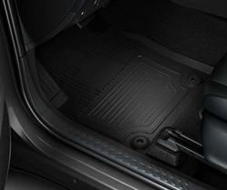 Коврики резиновые черные 4WD/2WD Toyota C-HR