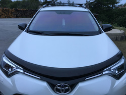Дефлектор капота Toyota RAV4 2015