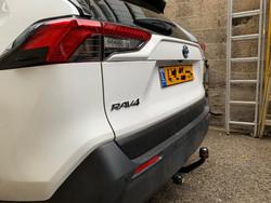 Фаркоп фиксированный Toyota RAV4