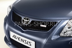 Решетка радиатора для Avensis (с логотипом, под покраску)