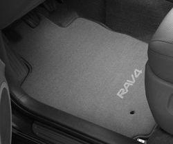 Коврики текстильные RAV4 (антрацит)