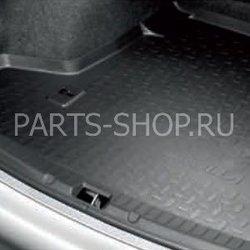 Коврик багажника резиновый Toyota Corolla 2013-