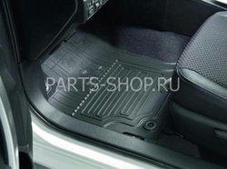 Коврики салона резиновые Toyota Corolla 2013-