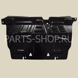 Защита картера двигателя и КПП на Avensis