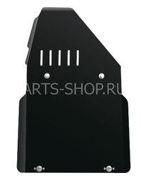 Защита КПП и РК GX460 стальная 3мм.