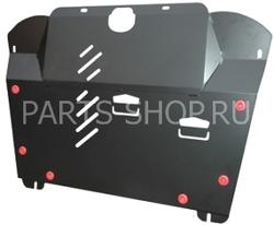 Защита картера Lexus RX330-400h стальная