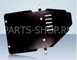 Защита КПП и РК LC120 (стальная)