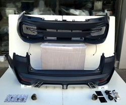 Обвес Startech для Range Rover Sport