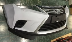 Обвес rav4 дизайн lexus lx570
