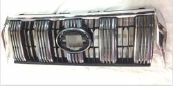 Решетка радиатора на prado 2018 от макс. комплектации, с короткими ресничками