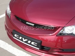 Решетка радиатора Civic 4d MUGEN Style