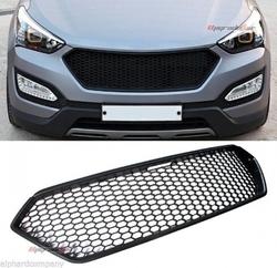 Решетка радиатора Sport для Hyundai Santa FE