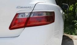Реснички на задние фонари camry