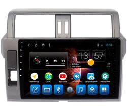 Автомобильное штатное головное устройство LC150 2014