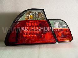 Фонари задние светодиодные BMW E46 (комплект)