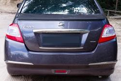 Спойлер на багажник Teana 2011-14