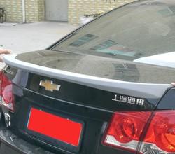 Спойлер на крышку багажника Cruze