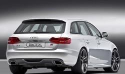 Спойлер на заднее стекло Audi A4 08'