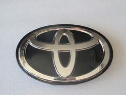 Стеклянная эмблема lc200 2007-2015