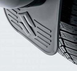 Брызговики гибкие Suzuki Grand Vitara комплект