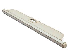 Шторка в багажник LC120 (серая, черная и бежевая)