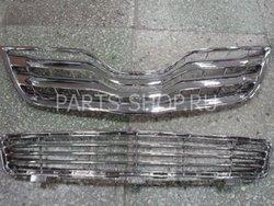 Решетка радиатора и в бампер Camry V40 2010-11