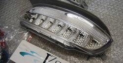 Задние противотуманные фонари RX330-400h светодиодные, белые