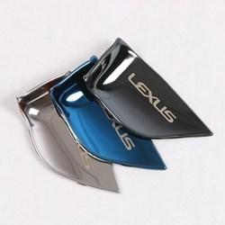 Внутренние накладки под ручки с логотипом (разные модели) из нерж.