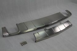 Накладки на GLK x204 передний и задний бампер