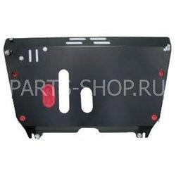 Защита картера и КПП на Camry40 3,5л.