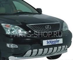Защита переднего бампера Lexus RX300-400h
