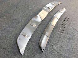 Защитные накладки на бампера c-hr, перед и зад