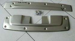 Защитные накладки на бампера crv 10-12